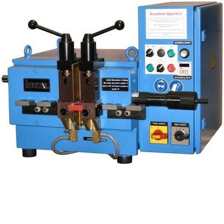 Ideal strip welders